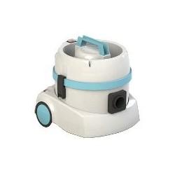 Aspirateur poussière 10 lt puissance 1200W/max. Debit d'air: 43lt/seg. depression 3000mm H2O Moteur AMETEK
