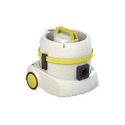 Aspirateur poussière 10 lt puissance 1200W/max. Debit d'air: 43lt/seg. depression 3000mm H2O Moteur AMETEK/silencieux