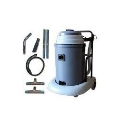 Aspirateur eau et poussière 62 lt ,Puissance: 2400Wmax. Débit d'air: 55 lt/seg. Dépression: 2200mm H2O