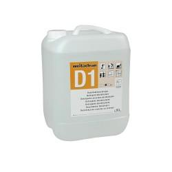 D1 Nettoyant Désinfectant