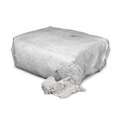 Chiffon de nettoyage blanc 10kg