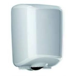 Distributeur mini bobine a devidage central en plastique