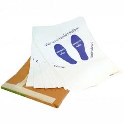 Protection tapis avec plastique