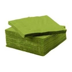 Serviette papier couleur Lima 2 plis 40*40