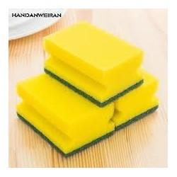 Éponge lave-vaisselle Gomme Magique (pack de 3)